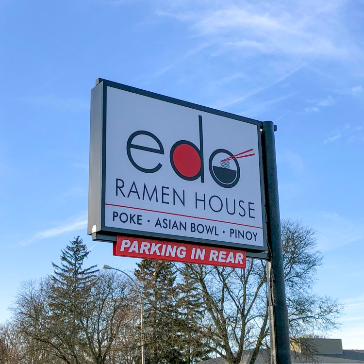 Edo Ramen Royal Oak Michigan