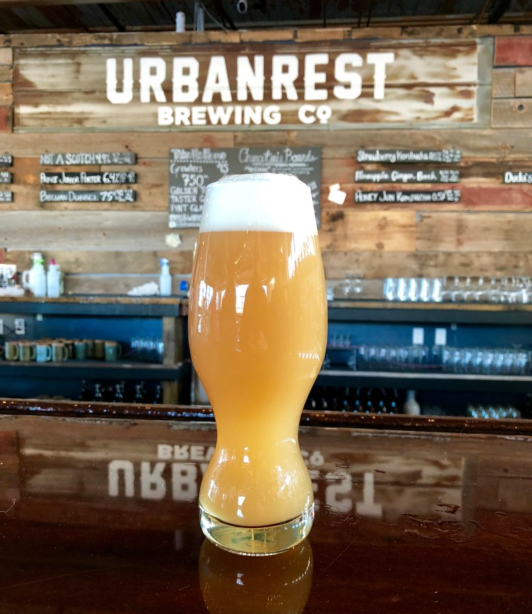 Urbanrest Brewing Ferndale Michigan