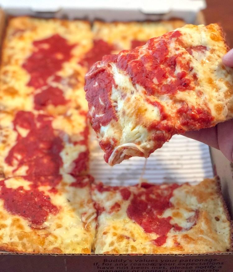 Buddy's Pizza Detroit