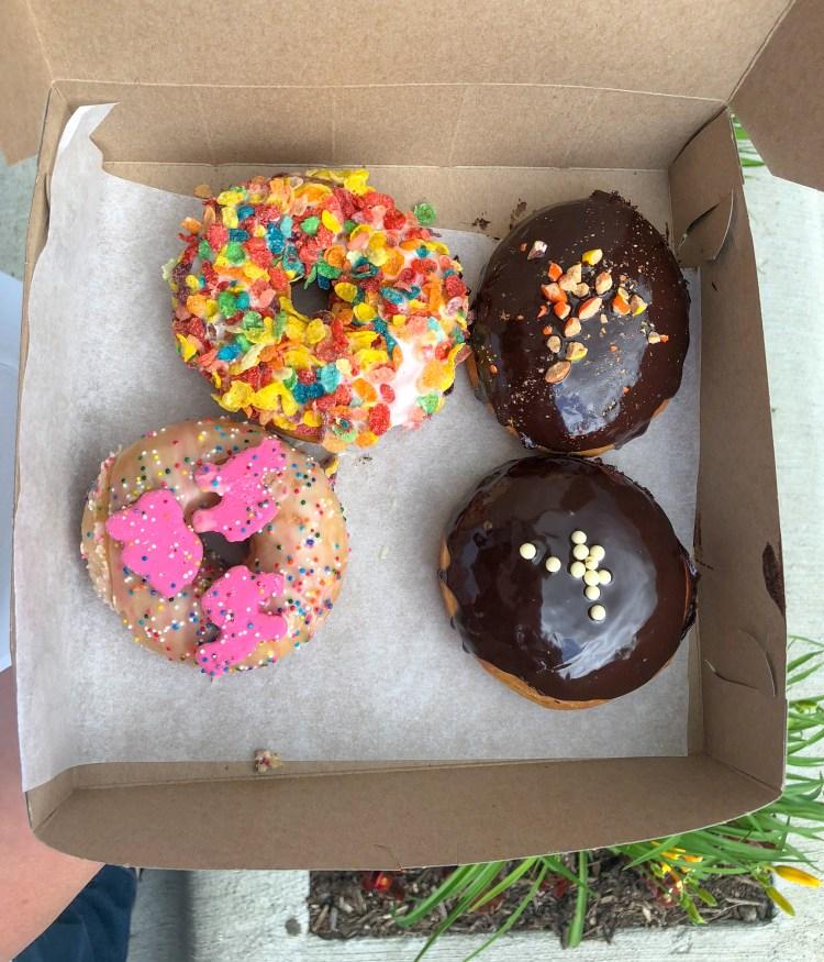 Donut Bar + Coffee Southfield Michigan