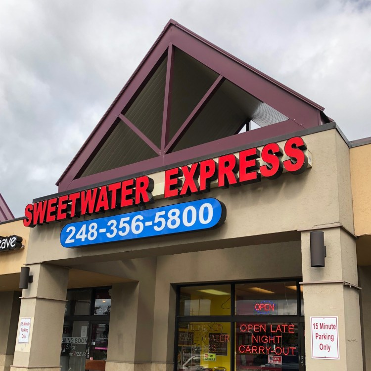 Sweetwater Express Detroit