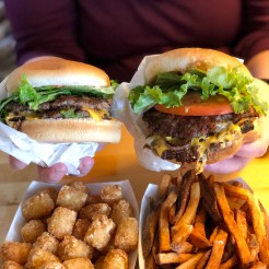 Slabtown Burgers Traverse City Michigan