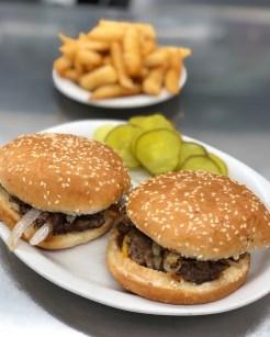 Bates Hamburgers Livonia Farmington Hills Michigan