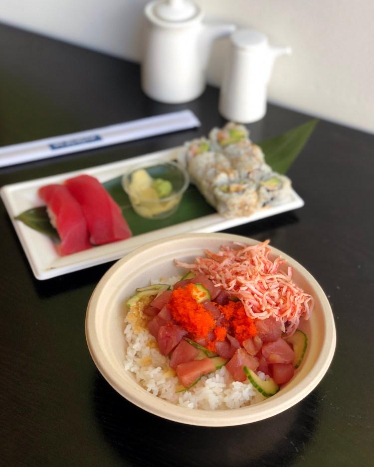 Kaku Sushi Poke