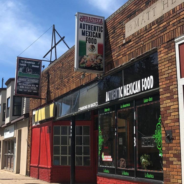 La Huasteca Grand Rapids