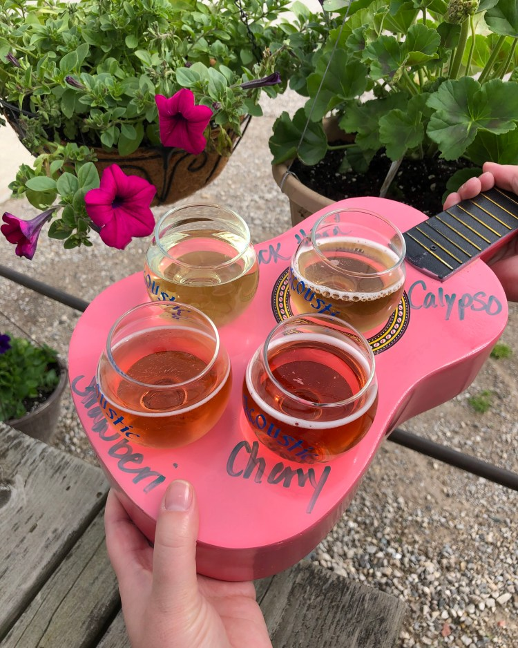 Acoustic Tap Room Mead Cider Traverse City