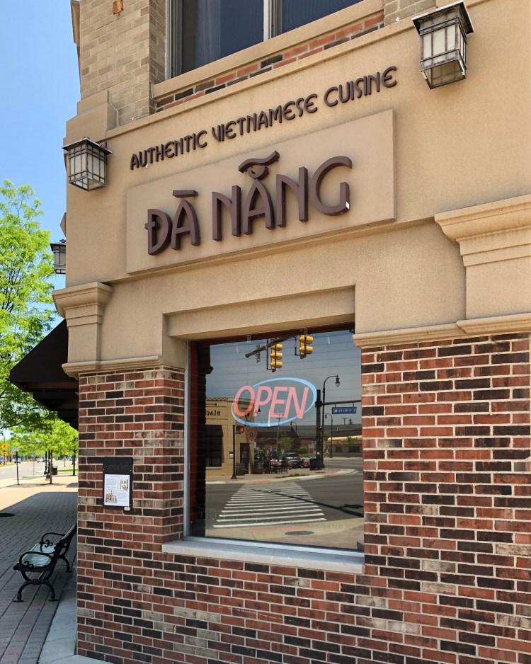 Da Nang Vietnamese Restaurant Clawson Michigan