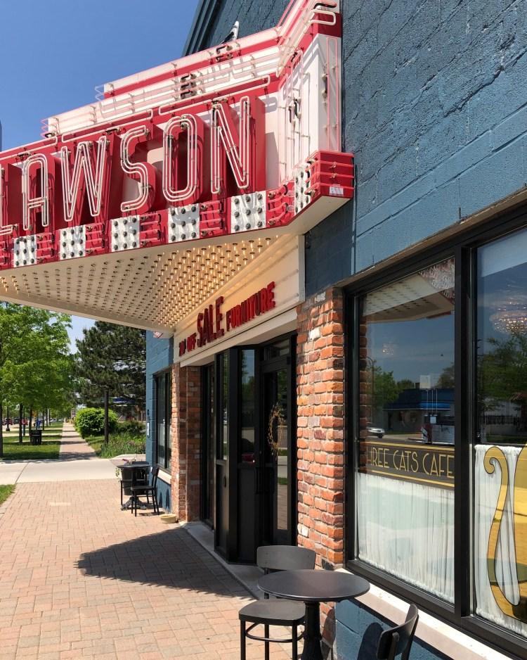 Three Cats Cafe Clawson Michigan