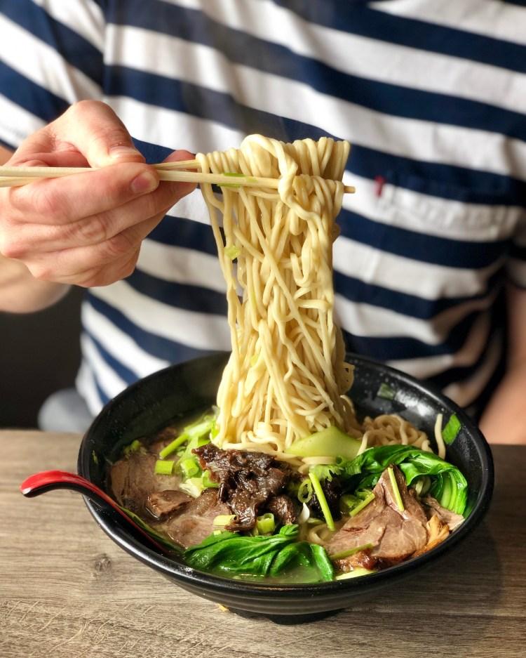 Lan City Hand-Pulled Noodles Ypsilanti Michigan