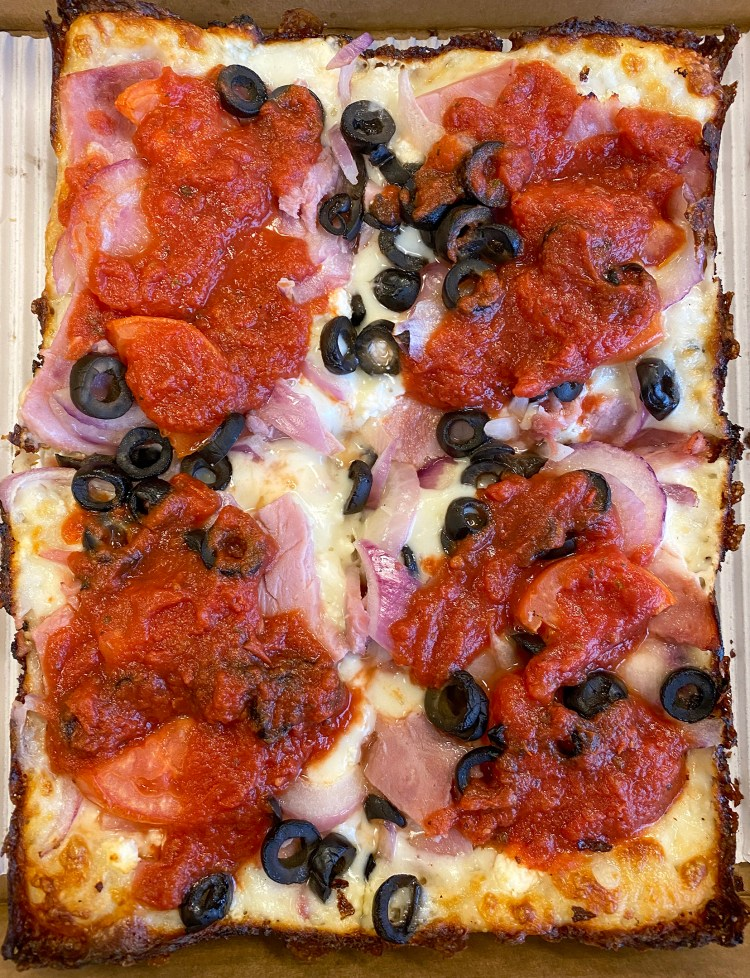 Detroit Style Pizza Co. St. Clair Shores Michigan