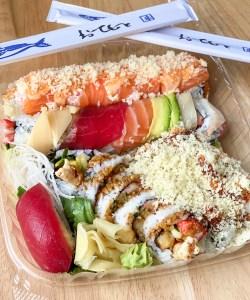 California Roll Sushi Woodward Birmingham Michigan