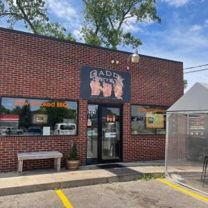 Daddy Pete's BBQ Grand Rapids Michigan