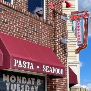Alex's Pizzeria Wixom Michigan