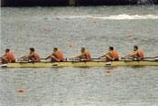 Last couple meters Golden Race Atlanta