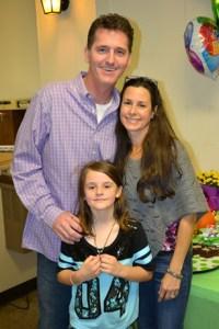 Dan with Family