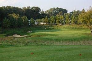 Michigan golf course review of GRANDE GOLF CLUB