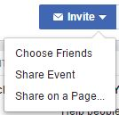 Facebook Invite Tab