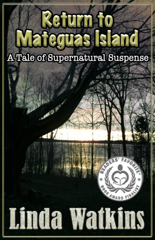 Return to Mateguas Island, A Tale of Supernatural Suspense