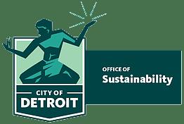 detroit sustainability logo