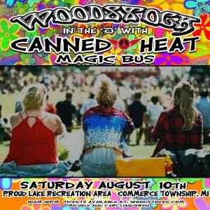 Woodstock in the D