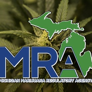 MRA Michigan Marijuana Regulatory Agency logo