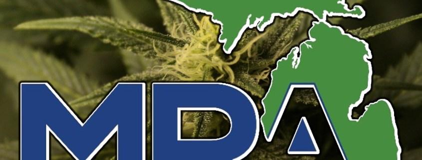 MRA Michigan Marijuana Regulatory Agency logo