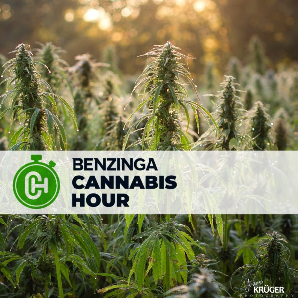 Benzinga Cannabis Hour Thursday