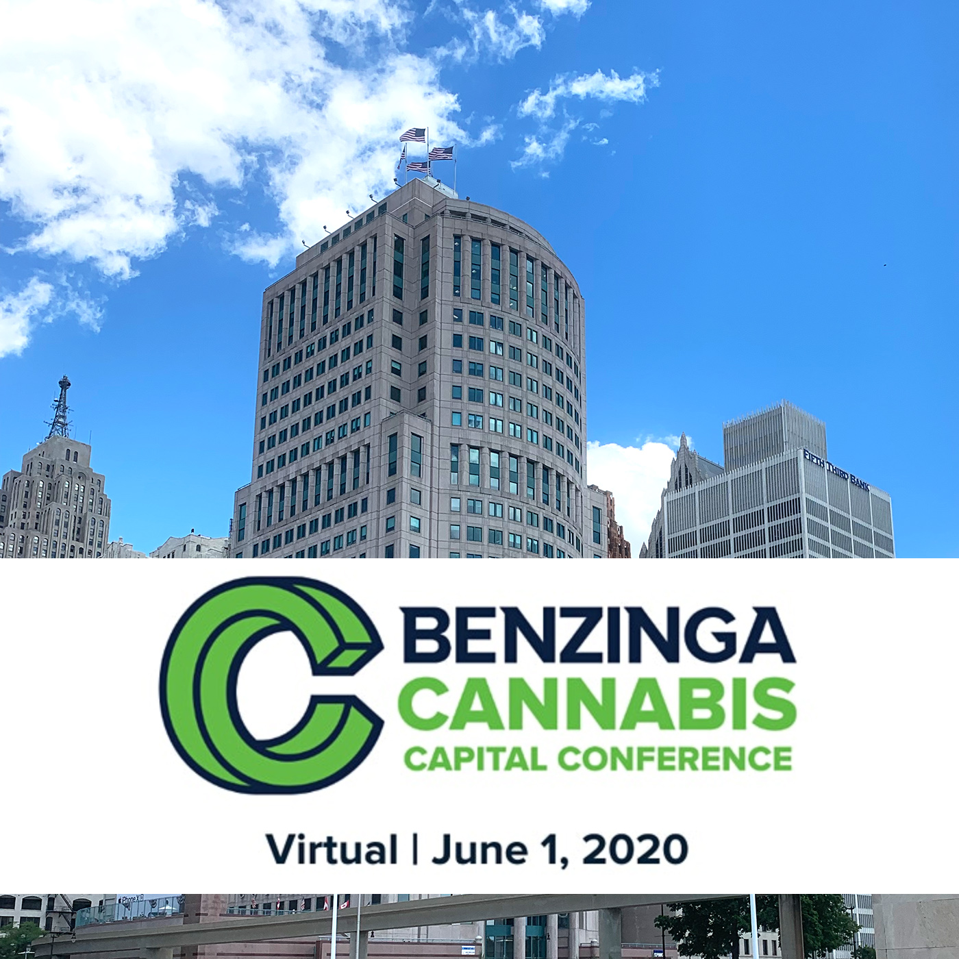 Benzinga Virtual Cannabis Capital Conference 2020