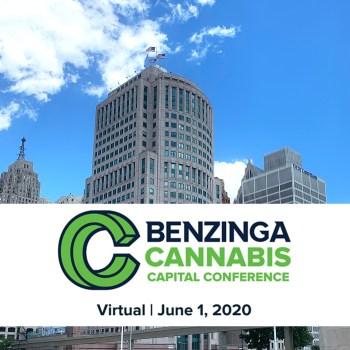 Benzinga Virtual Cannabis Capital Conference 2020