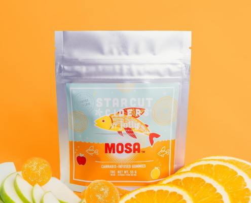 Skymint Mosa Gummies