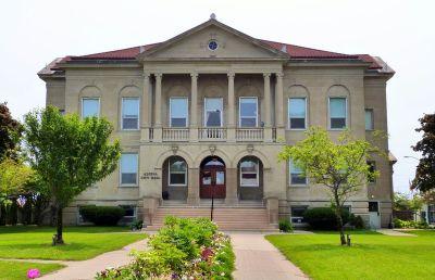 Alpena Courthouse