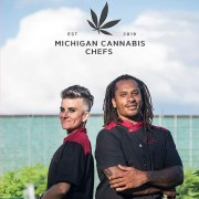 Cannabis Chefs Nigel Douglas and Lynette Roberts