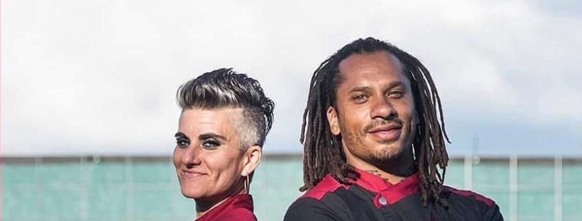 Cannabis Chefs Nigel Douglas and Lynette Roberts