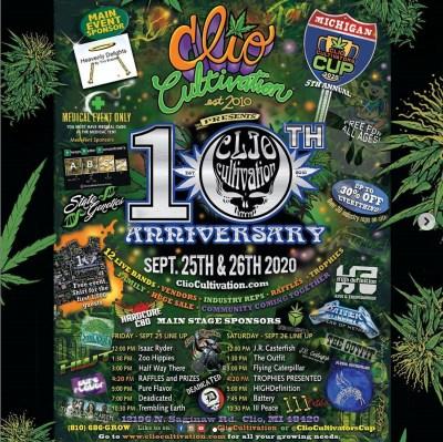 Clio Cultivation 10th Anniversary
