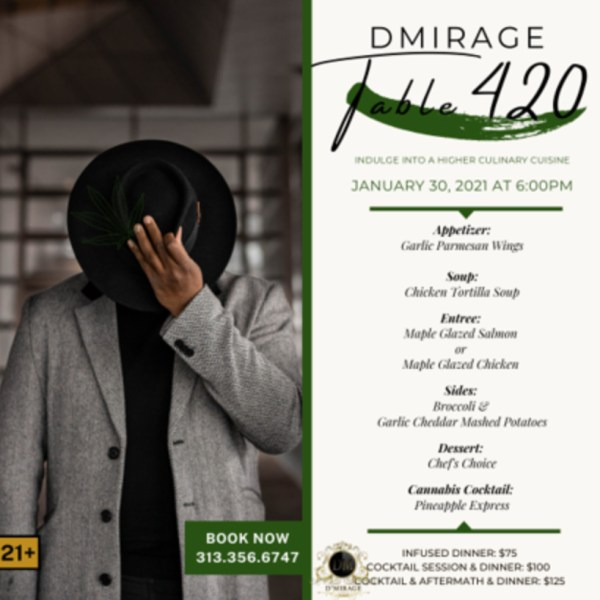 D'Mirage Table 420 Jan 30