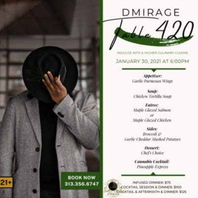 D'Mirage Table 420 Jan 30
