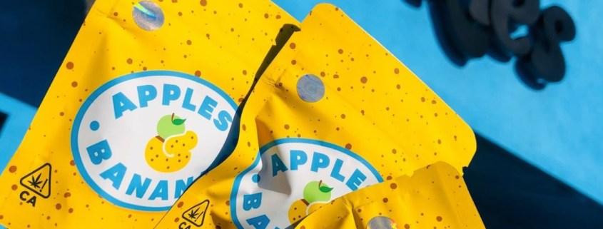 Apples & Bananas at Cookies Kalamazoo
