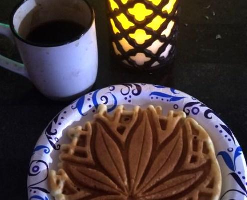 Marijuana Waffles Manistee Farms CannaVentures Bud & Breakfast