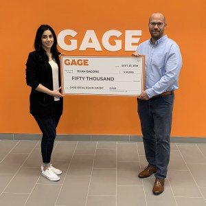 Gage Cannabis Social Equity Grant