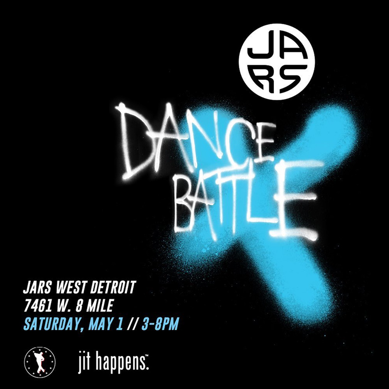 Jars Cannabis Dance Battle