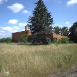 Abandoned Flint Regional Police Training Facility