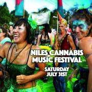Niles Cannabis Music Festival 2021