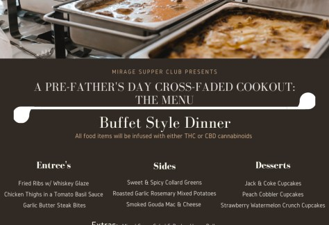 Fathers Day Crossfaded Cookout
