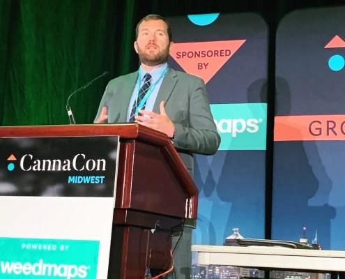 Michigan Marijuana Regulatory Agency Director at CannaCon Detroit 2021