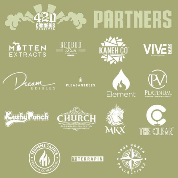 420 Cannabis Festival Partners