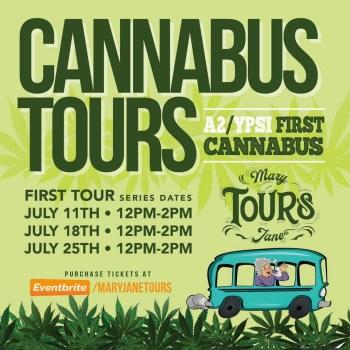 Ann Arbor Ypsilanti Cannabus Tours