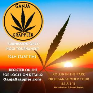 Ganja Grappler Grand Rapids