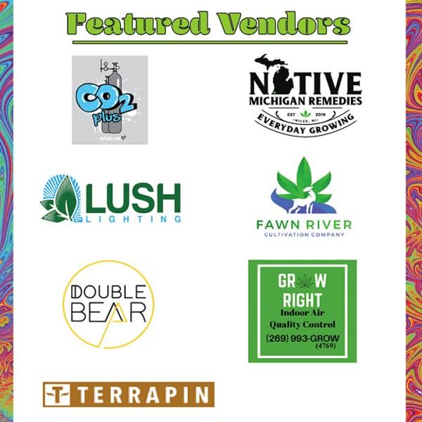 Niles Cannabis Festival Featured Vendors