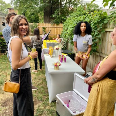 Happi Launch at Copper House Bed & Breakfast in Detroit