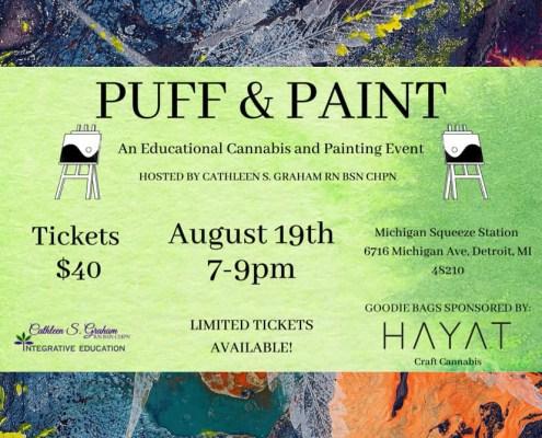 Puff & Paint Detroit